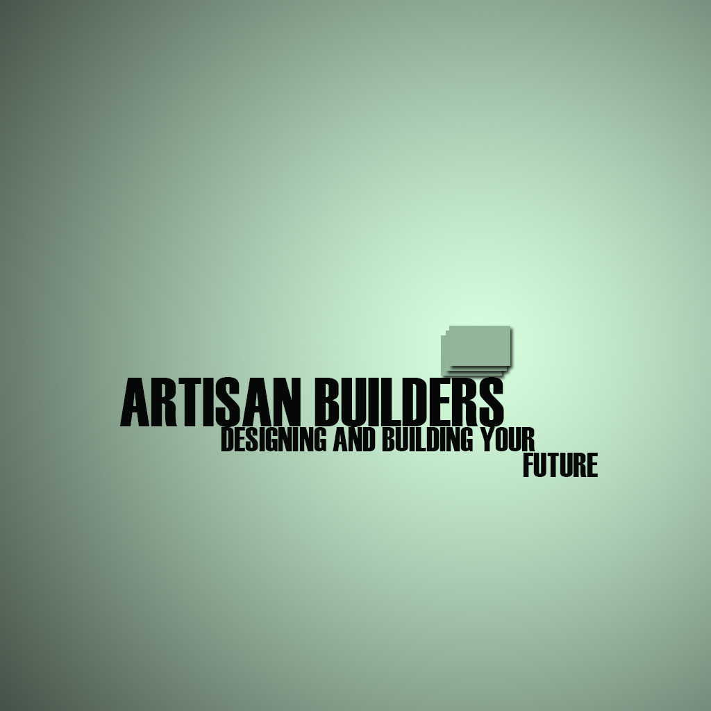 Logo Design by Talvin Der - Entry No. 205 in the Logo Design Contest Captivating Logo Design for Artisan Builders.