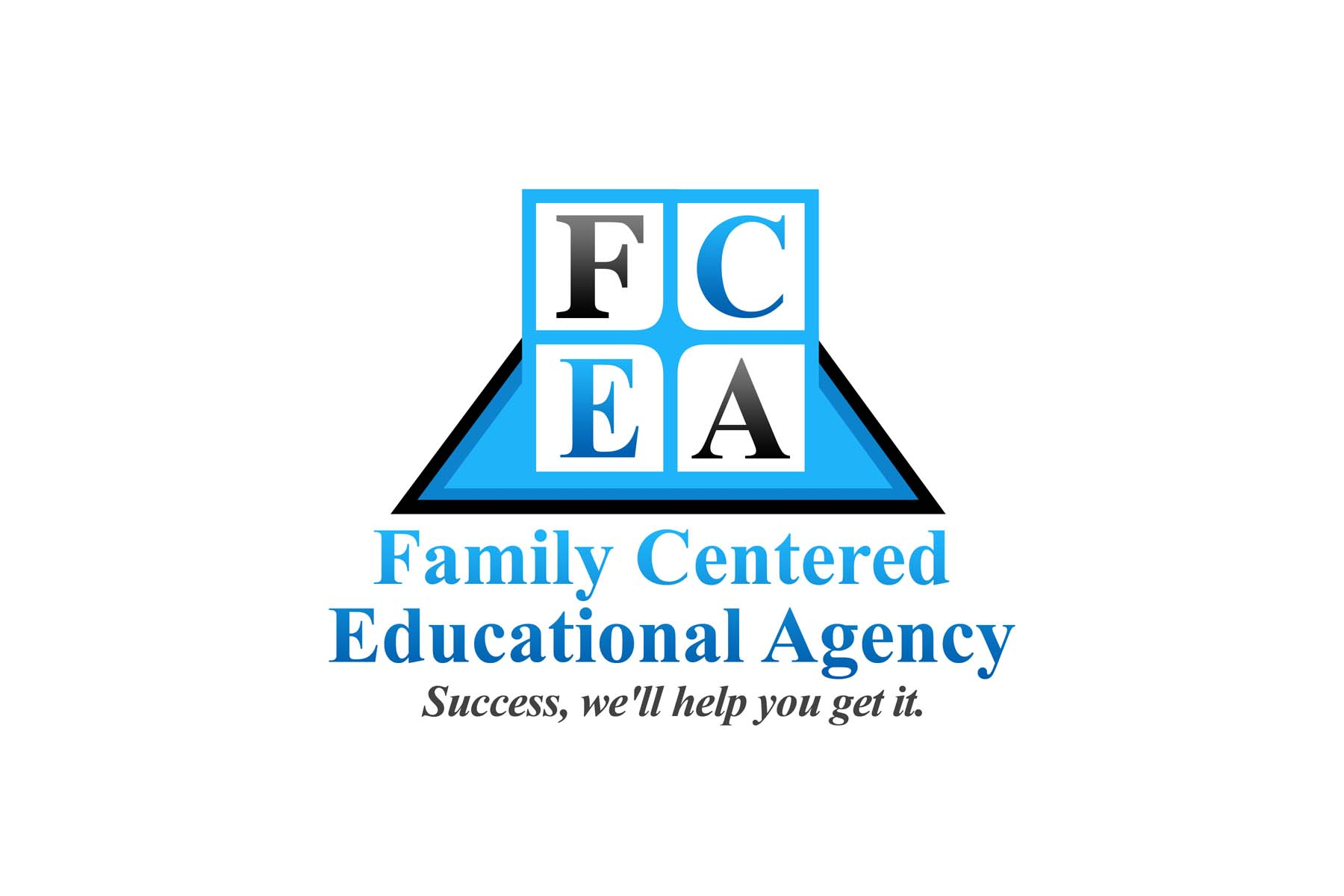 Logo Design by Private User - Entry No. 54 in the Logo Design Contest Captivating Logo Design for Family Centered Educational Agency.