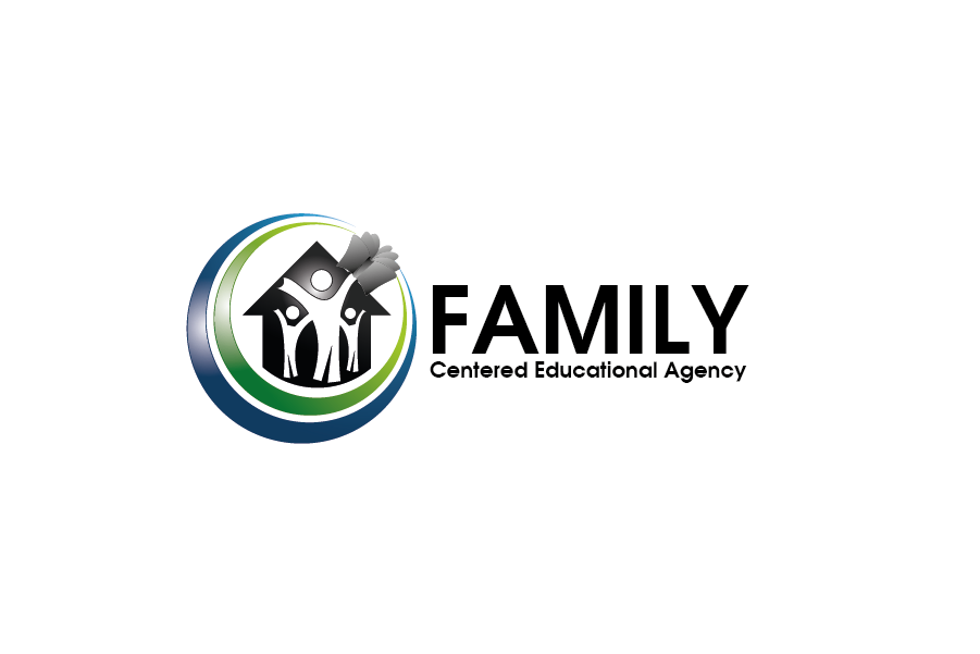 Logo Design by Private User - Entry No. 56 in the Logo Design Contest Captivating Logo Design for Family Centered Educational Agency.