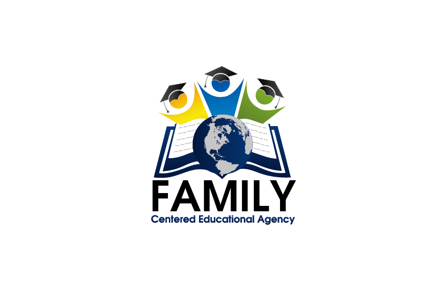Logo Design by Private User - Entry No. 58 in the Logo Design Contest Captivating Logo Design for Family Centered Educational Agency.