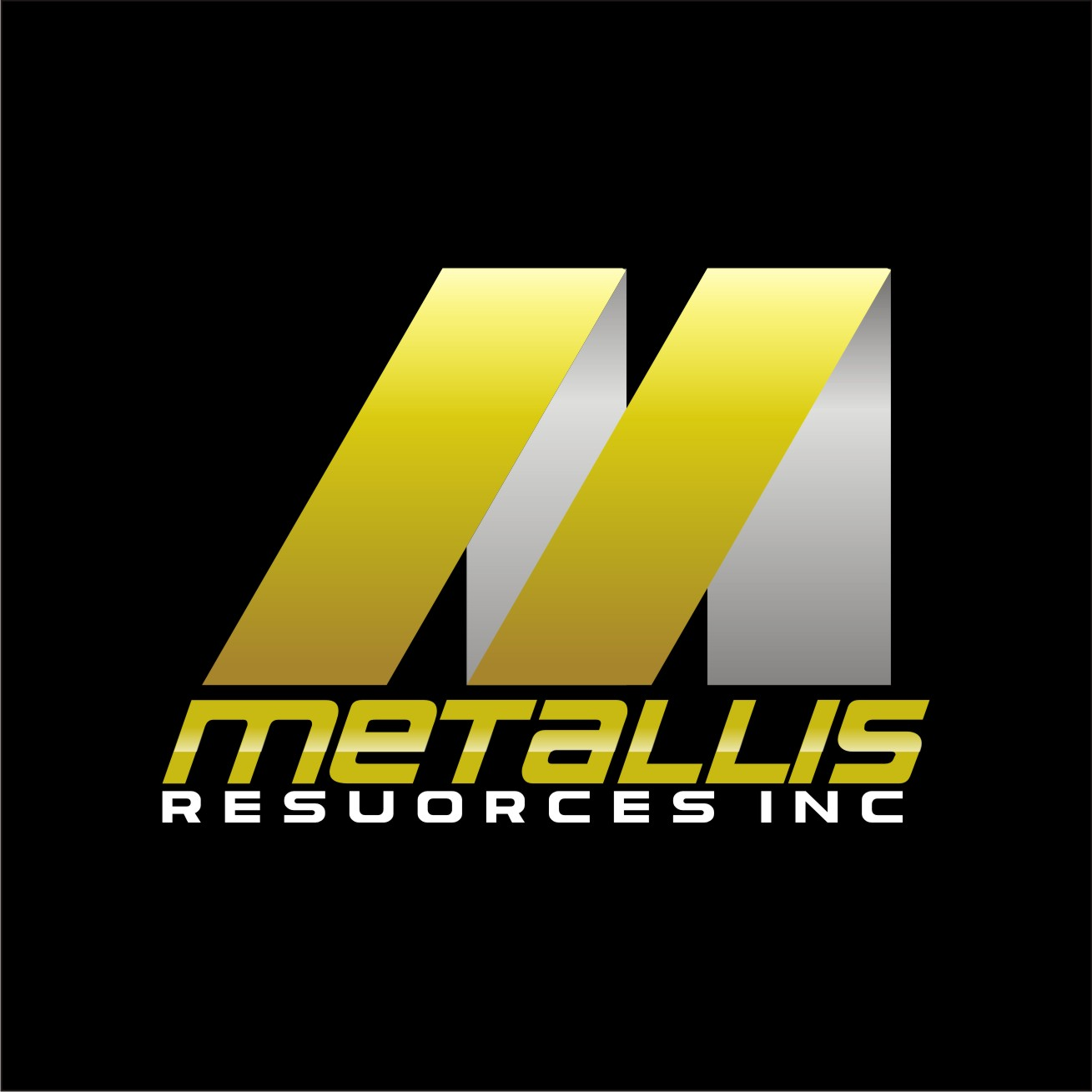Logo Design by Rock n Rool - Entry No. 79 in the Logo Design Contest Metallis Resources Inc Logo Design.