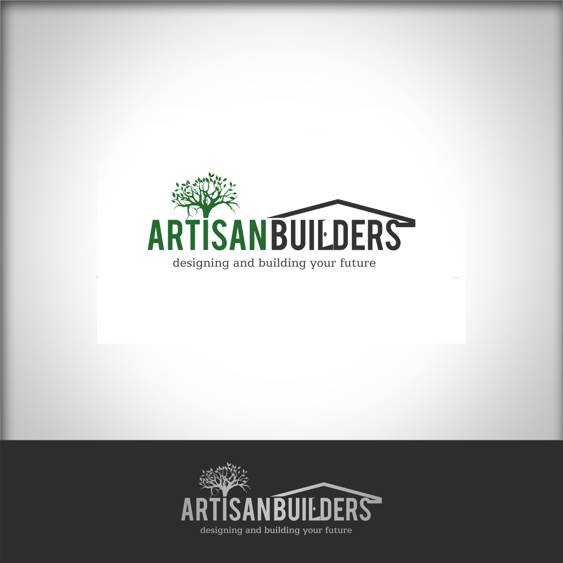 Logo Design by Private User - Entry No. 217 in the Logo Design Contest Captivating Logo Design for Artisan Builders.