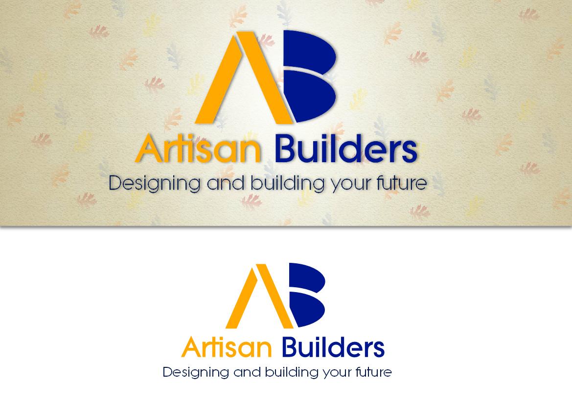 Logo Design by Heri Susanto - Entry No. 221 in the Logo Design Contest Captivating Logo Design for Artisan Builders.