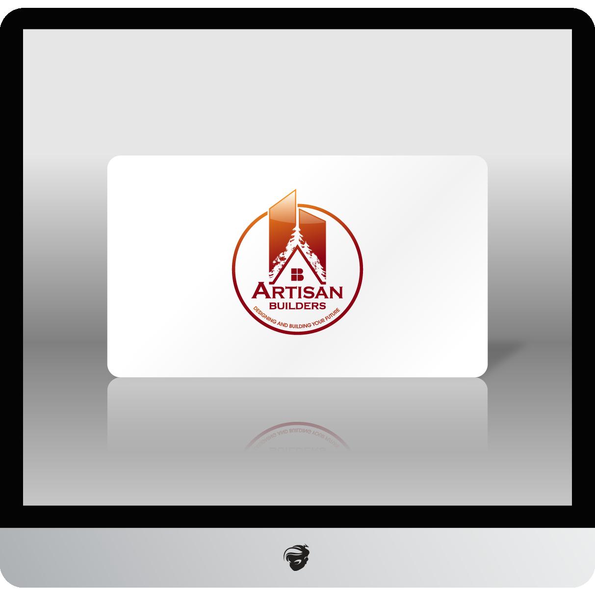 Logo Design by zesthar - Entry No. 224 in the Logo Design Contest Captivating Logo Design for Artisan Builders.