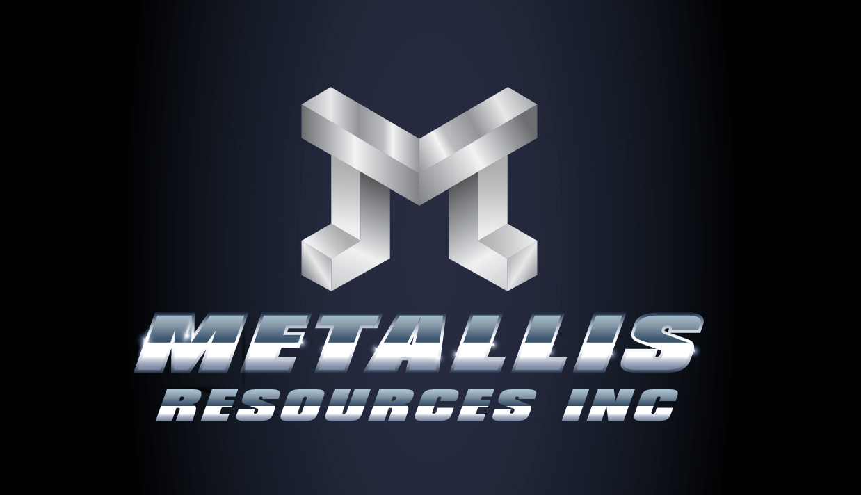 Logo Design by mediaproductionart - Entry No. 84 in the Logo Design Contest Metallis Resources Inc Logo Design.