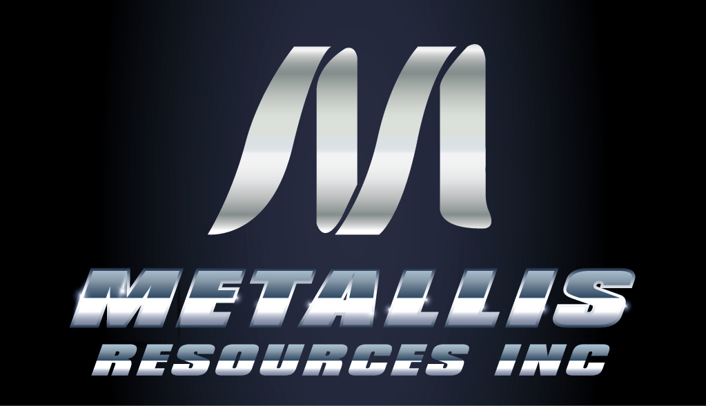 Logo Design by mediaproductionart - Entry No. 85 in the Logo Design Contest Metallis Resources Inc Logo Design.
