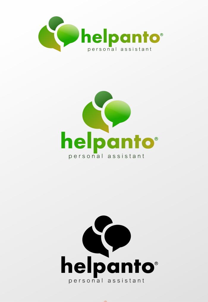 Logo Design by Private User - Entry No. 41 in the Logo Design Contest Artistic Logo Design for helpanto.