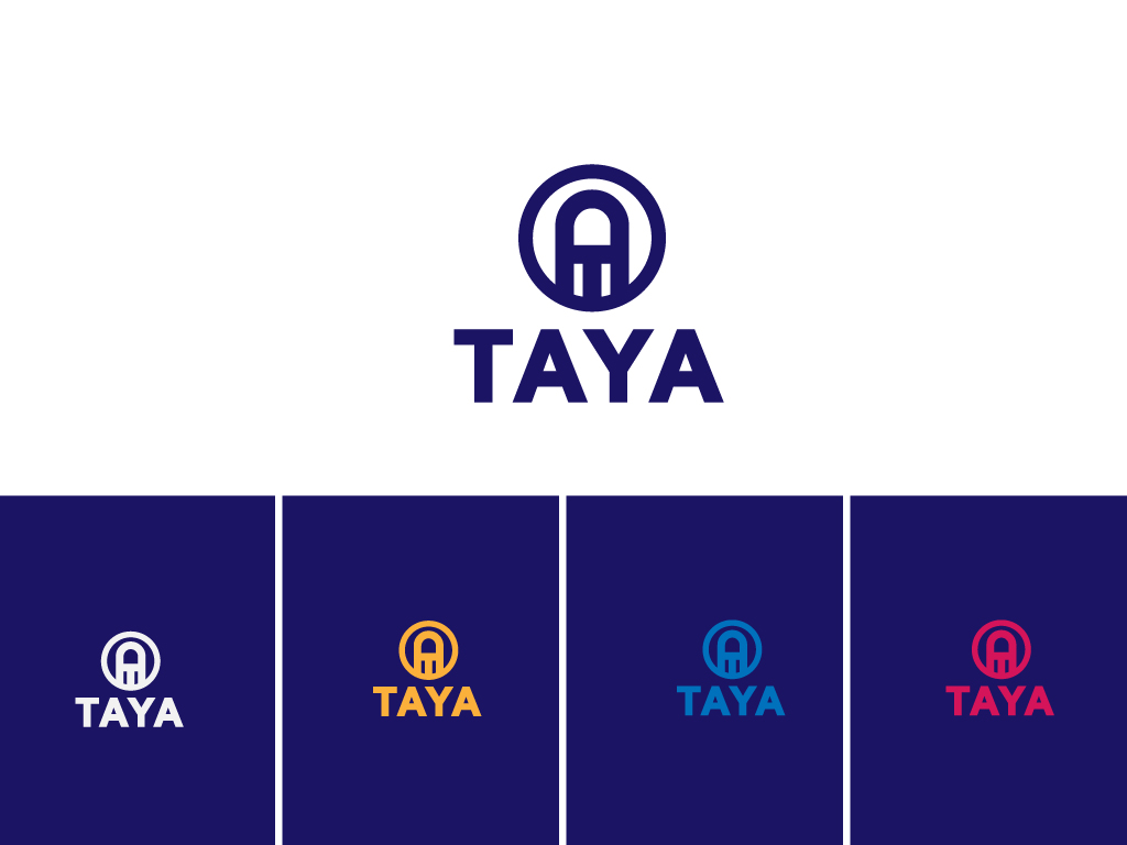Logo Design by Mehedi Hasan - Entry No. 135 in the Logo Design Contest Imaginative Logo Design for TAYA.