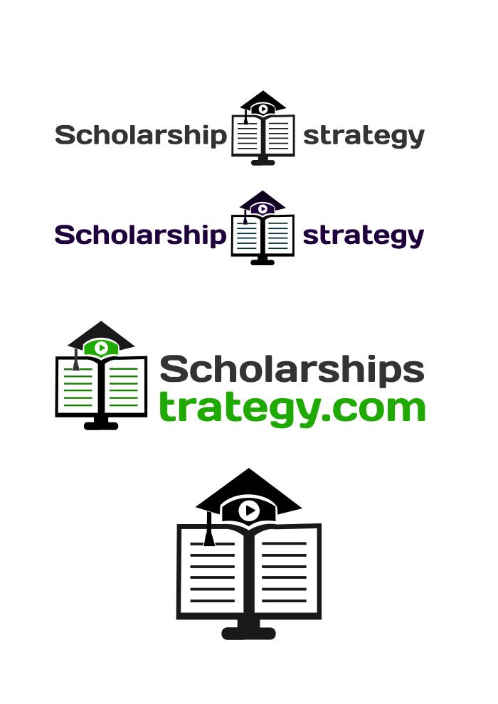 Logo Design by Private User - Entry No. 13 in the Logo Design Contest Captivating Logo Design for Scholarshipstrategy.com.