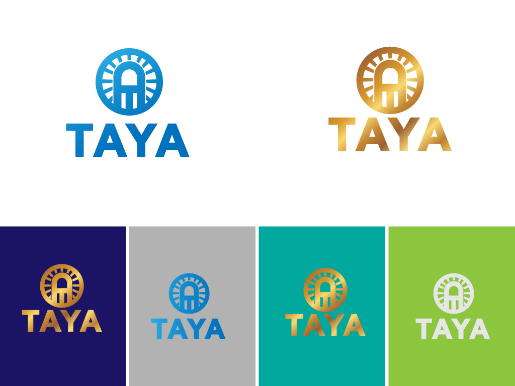 Logo Design by Mehedi Hasan - Entry No. 137 in the Logo Design Contest Imaginative Logo Design for TAYA.