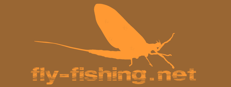 Logo Design by Tim Squire - Entry No. 90 in the Logo Design Contest Artistic Logo Design for fly-fishing.net.