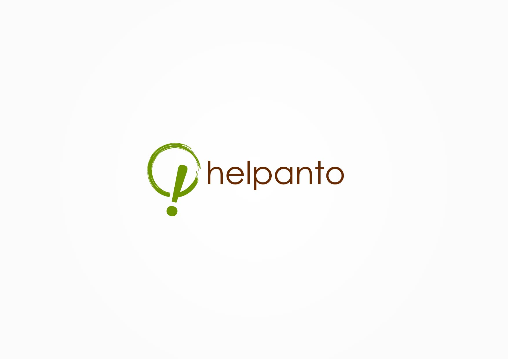 Logo Design by Osi Indra - Entry No. 49 in the Logo Design Contest Artistic Logo Design for helpanto.