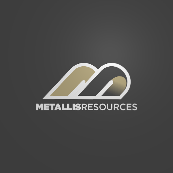Logo Design by Private User - Entry No. 89 in the Logo Design Contest Metallis Resources Inc Logo Design.
