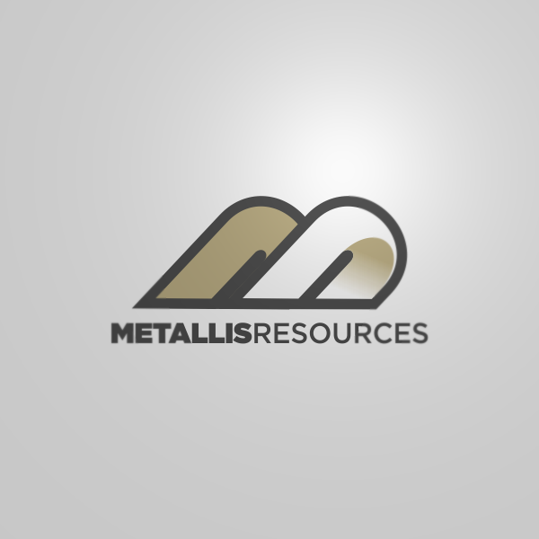 Logo Design by Private User - Entry No. 90 in the Logo Design Contest Metallis Resources Inc Logo Design.