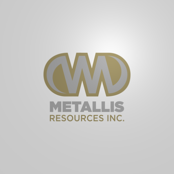 Logo Design by Private User - Entry No. 92 in the Logo Design Contest Metallis Resources Inc Logo Design.