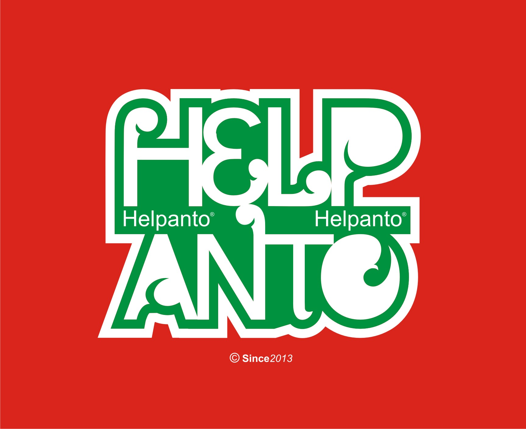 Logo Design by Eic Limber - Entry No. 51 in the Logo Design Contest Artistic Logo Design for helpanto.