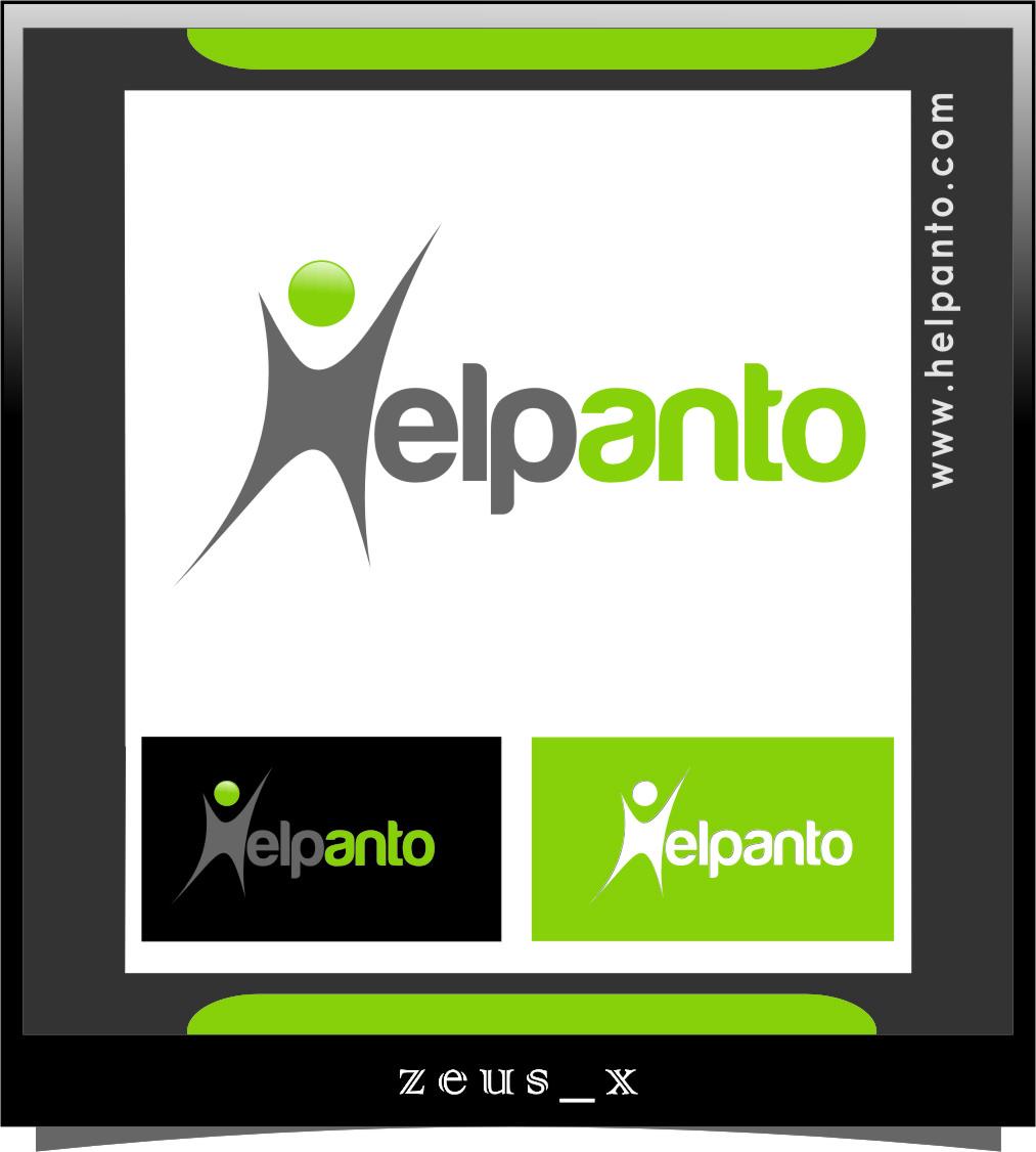 Logo Design by Ngepet_art - Entry No. 52 in the Logo Design Contest Artistic Logo Design for helpanto.