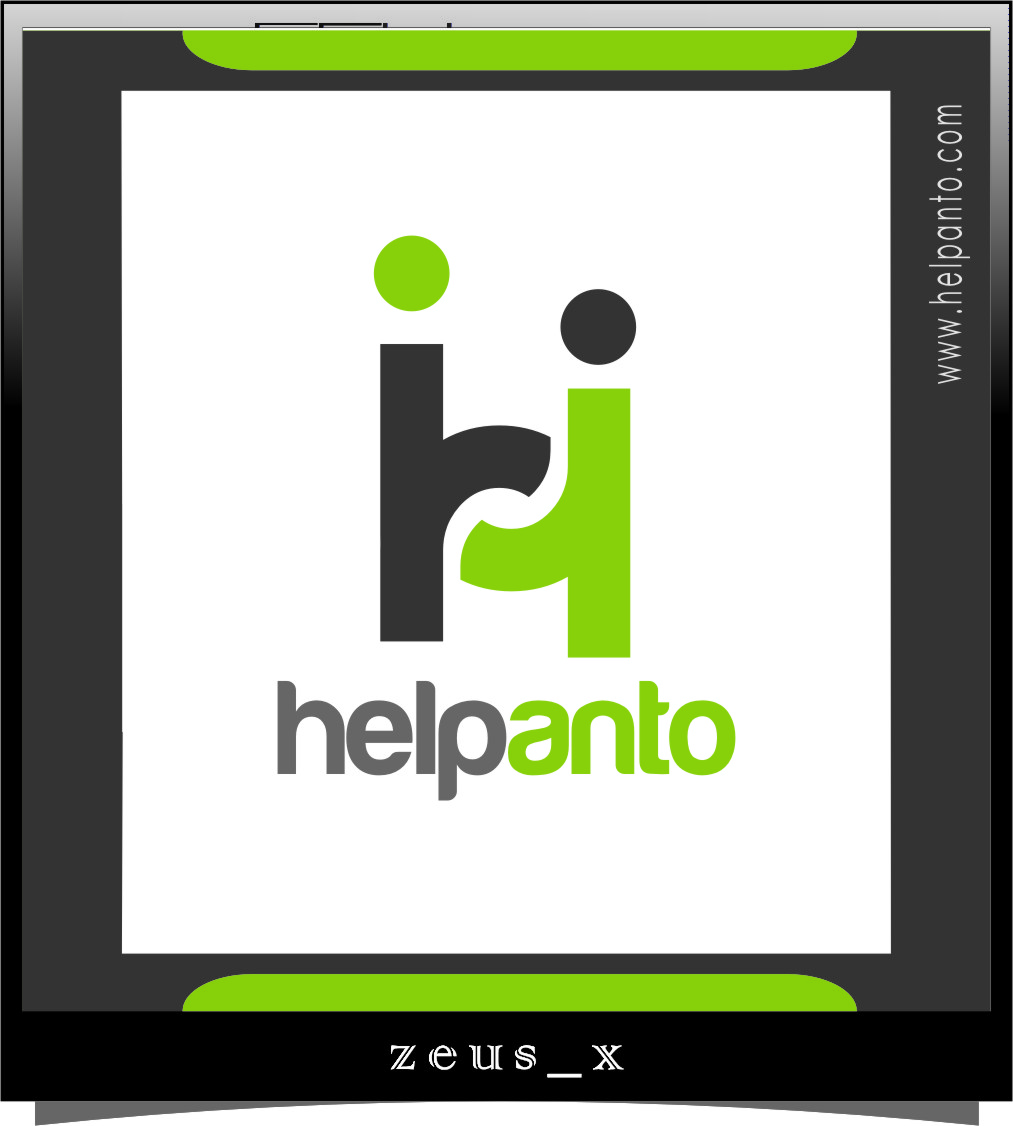 Logo Design by Ngepet_art - Entry No. 54 in the Logo Design Contest Artistic Logo Design for helpanto.