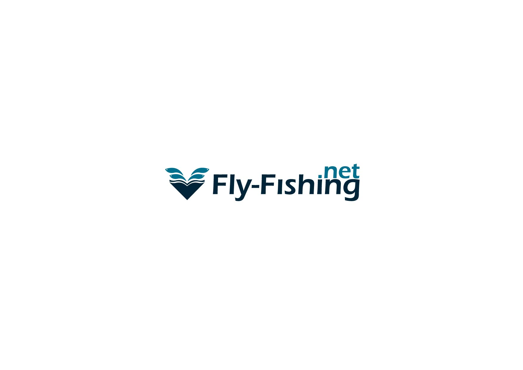 Logo Design by Osi Indra - Entry No. 94 in the Logo Design Contest Artistic Logo Design for fly-fishing.net.