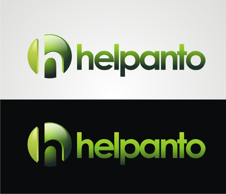 Logo Design by Reivan Ferdinan - Entry No. 56 in the Logo Design Contest Artistic Logo Design for helpanto.