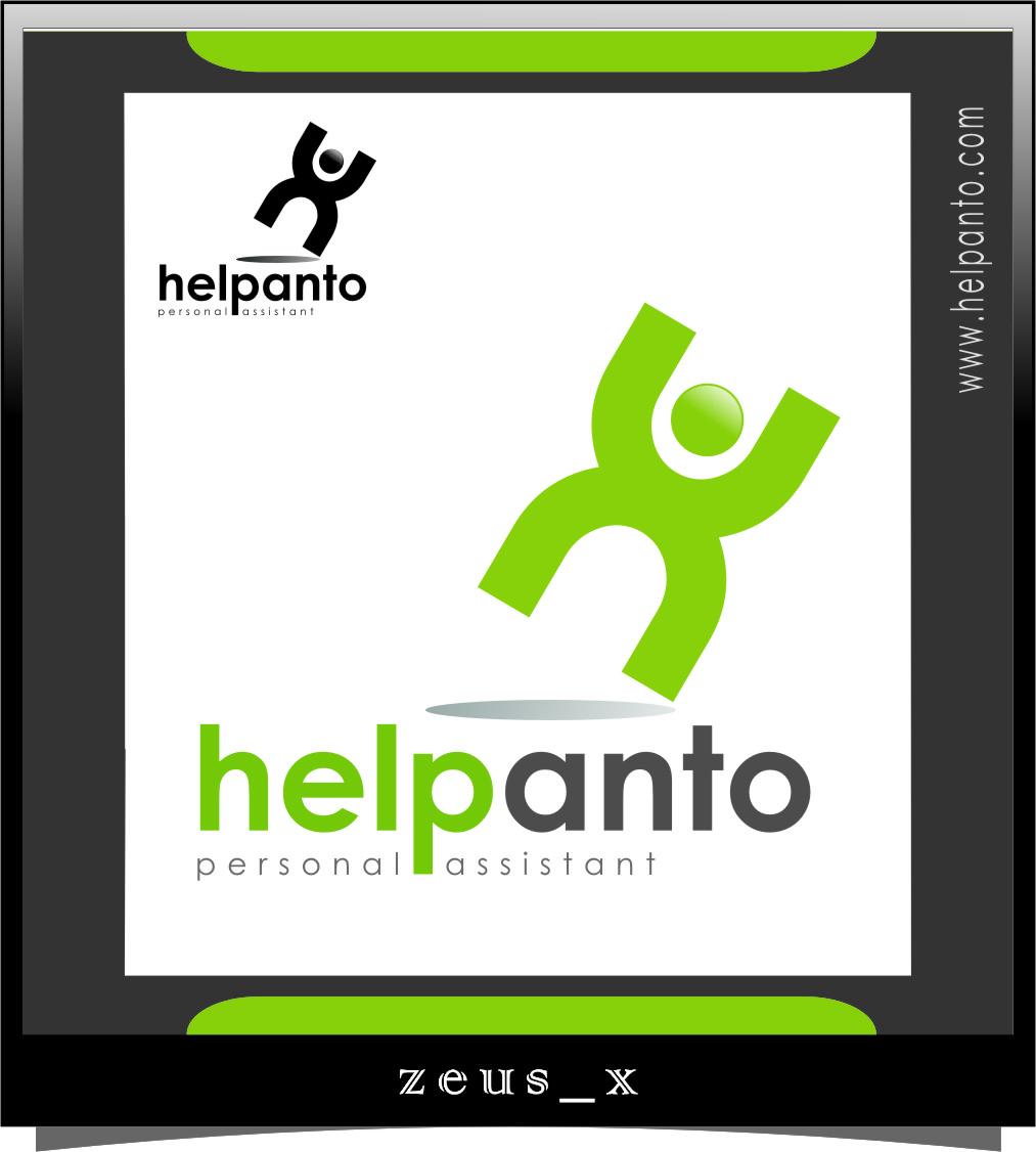 Logo Design by Ngepet_art - Entry No. 57 in the Logo Design Contest Artistic Logo Design for helpanto.