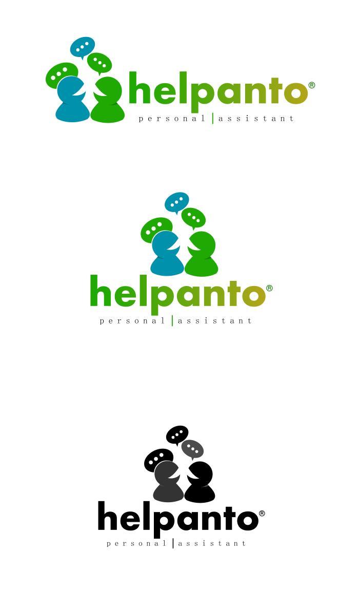 Logo Design by Private User - Entry No. 58 in the Logo Design Contest Artistic Logo Design for helpanto.