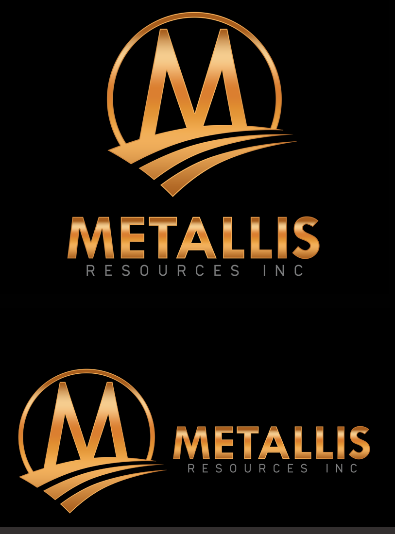 Logo Design by Private User - Entry No. 94 in the Logo Design Contest Metallis Resources Inc Logo Design.