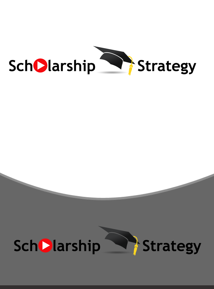 Logo Design by Private User - Entry No. 22 in the Logo Design Contest Captivating Logo Design for Scholarshipstrategy.com.