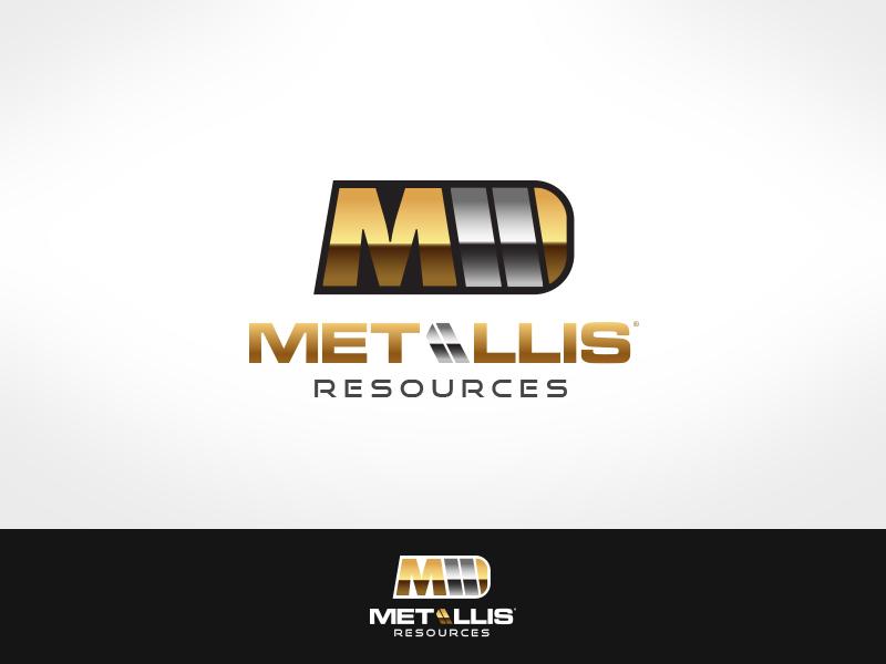 Logo Design by jpbituin - Entry No. 97 in the Logo Design Contest Metallis Resources Inc Logo Design.