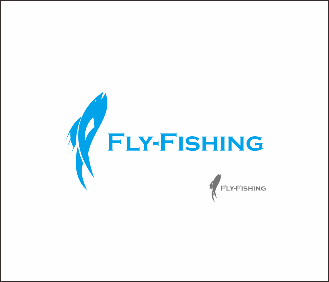 Logo Design by Armada Jamaluddin - Entry No. 108 in the Logo Design Contest Artistic Logo Design for fly-fishing.net.