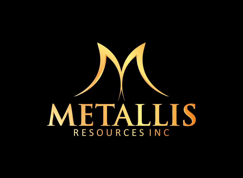 Logo Design by Rehan Saeed - Entry No. 98 in the Logo Design Contest Metallis Resources Inc Logo Design.