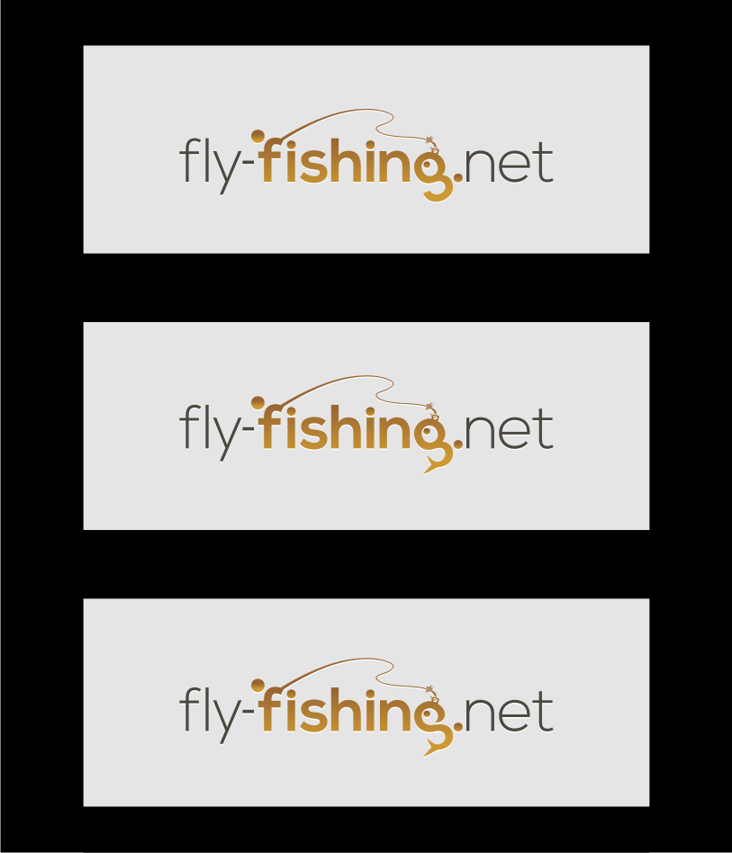Logo Design by graphicleaf - Entry No. 116 in the Logo Design Contest Artistic Logo Design for fly-fishing.net.
