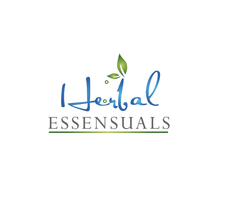 Logo Design by Darina Dimitrova - Entry No. 7 in the Logo Design Contest Captivating Logo Design for Herbal Essensuals.