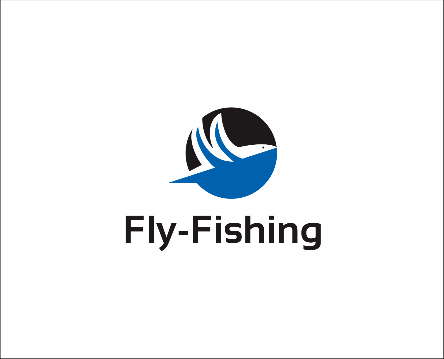 Logo Design by Armada Jamaluddin - Entry No. 122 in the Logo Design Contest Artistic Logo Design for fly-fishing.net.