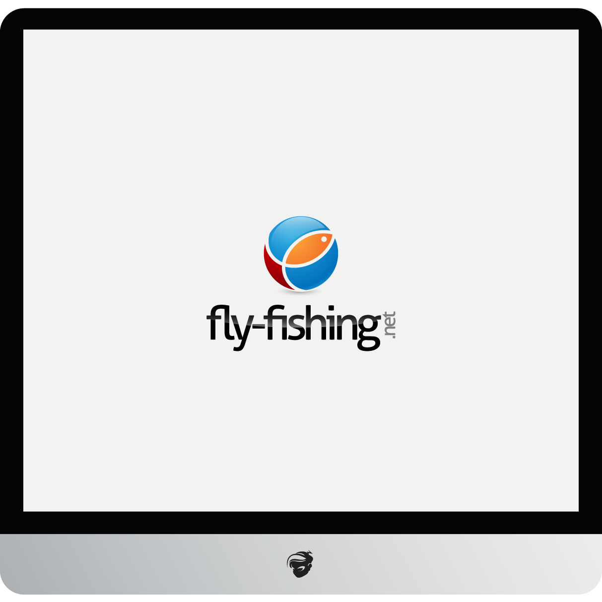 Logo Design by zesthar - Entry No. 125 in the Logo Design Contest Artistic Logo Design for fly-fishing.net.