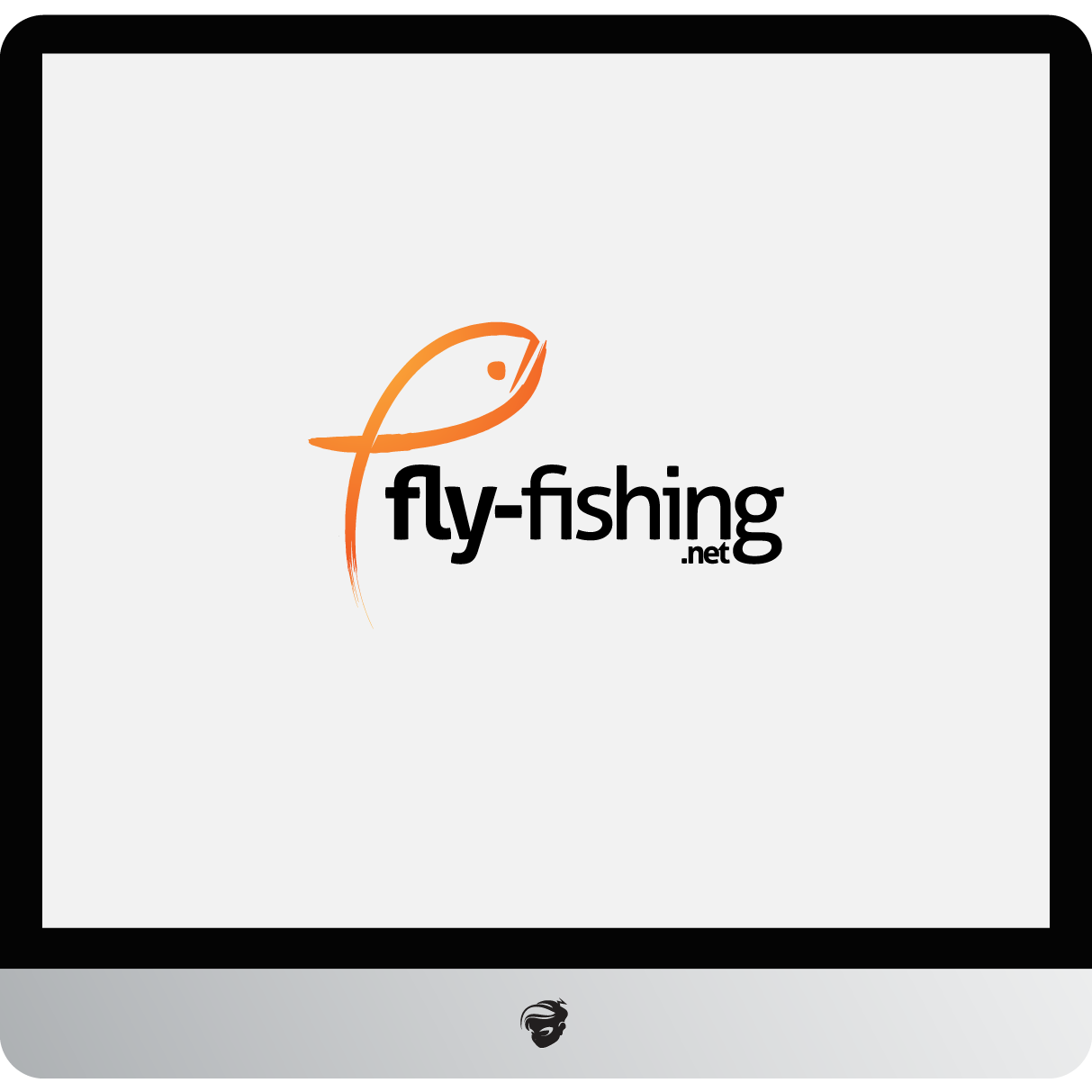 Logo Design by zesthar - Entry No. 130 in the Logo Design Contest Artistic Logo Design for fly-fishing.net.