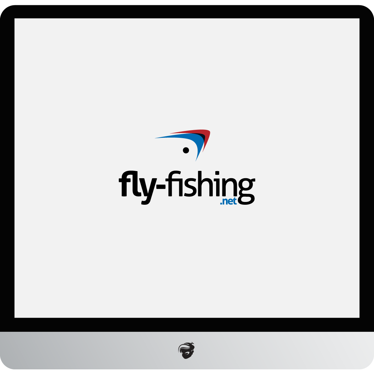 Logo Design by zesthar - Entry No. 131 in the Logo Design Contest Artistic Logo Design for fly-fishing.net.