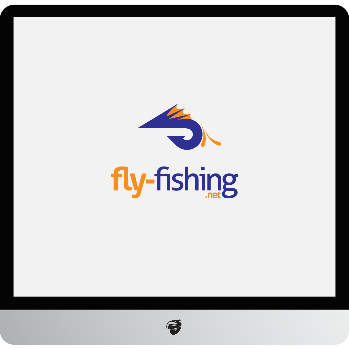 Logo Design by zesthar - Entry No. 133 in the Logo Design Contest Artistic Logo Design for fly-fishing.net.