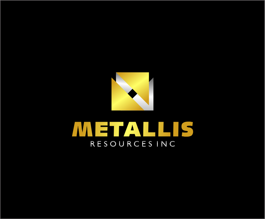 Logo Design by haidu - Entry No. 105 in the Logo Design Contest Metallis Resources Inc Logo Design.