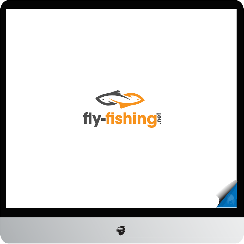 Logo Design by zesthar - Entry No. 137 in the Logo Design Contest Artistic Logo Design for fly-fishing.net.