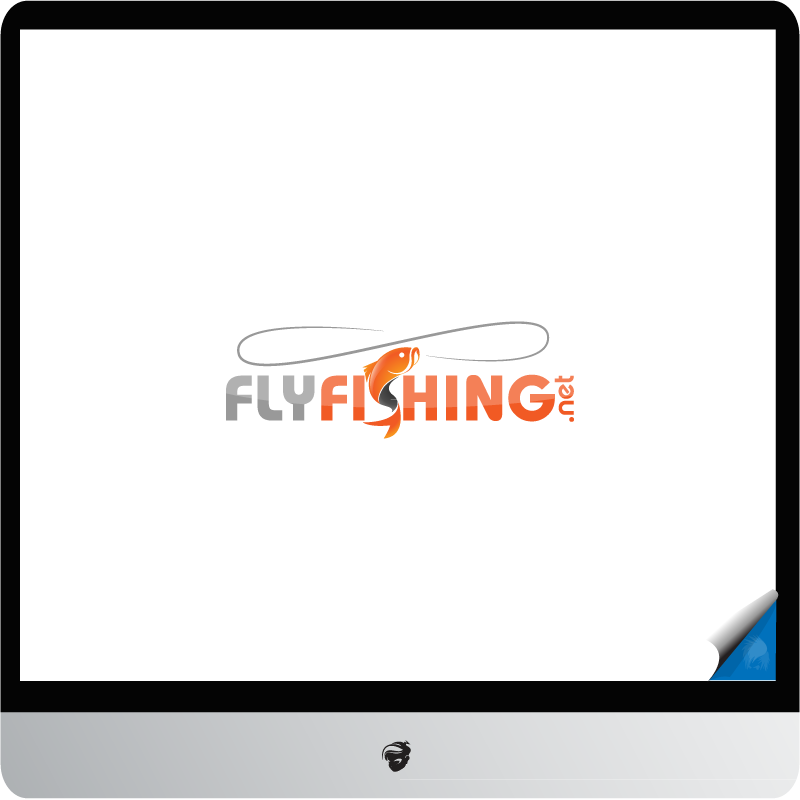 Logo Design by zesthar - Entry No. 139 in the Logo Design Contest Artistic Logo Design for fly-fishing.net.