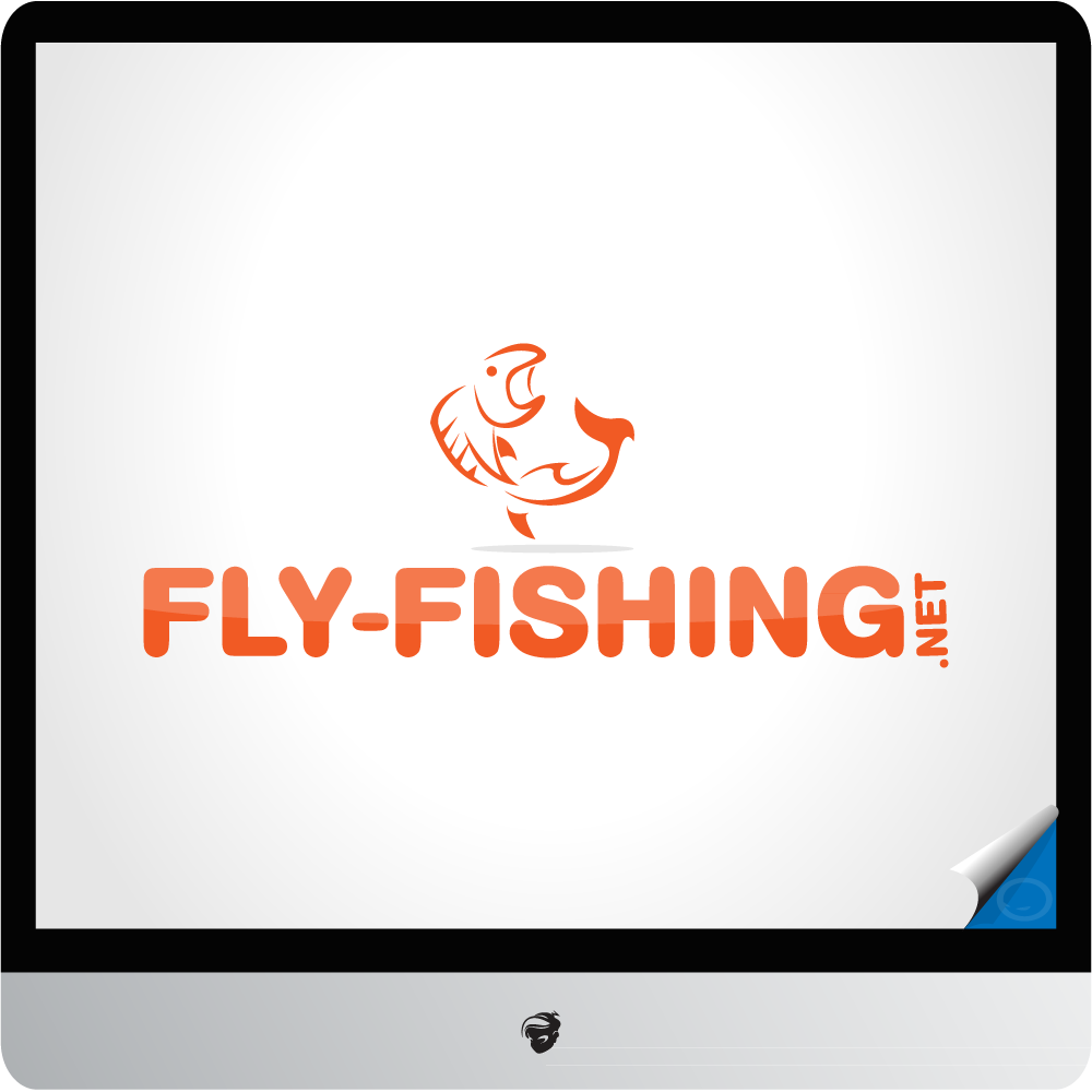 Logo Design by zesthar - Entry No. 147 in the Logo Design Contest Artistic Logo Design for fly-fishing.net.