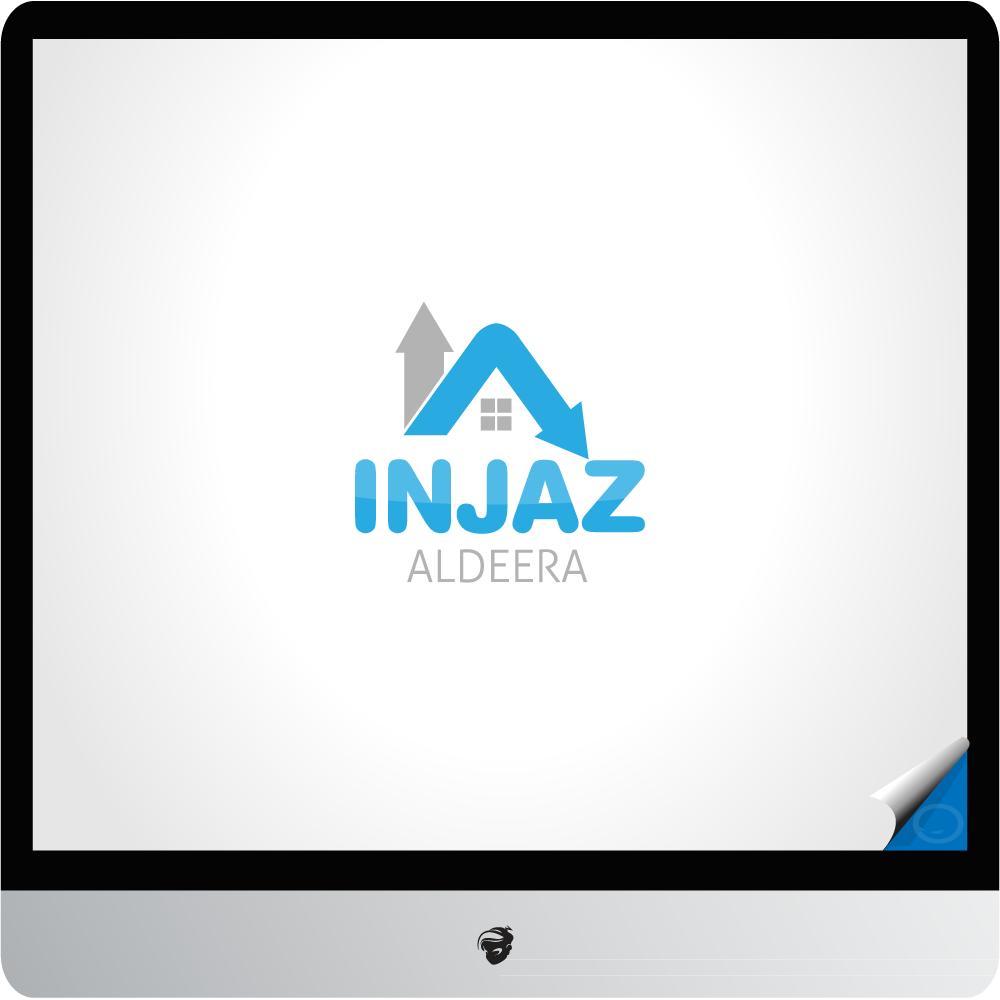 Logo Design by zesthar - Entry No. 5 in the Logo Design Contest Fun Logo Design for Injaz aldeera.
