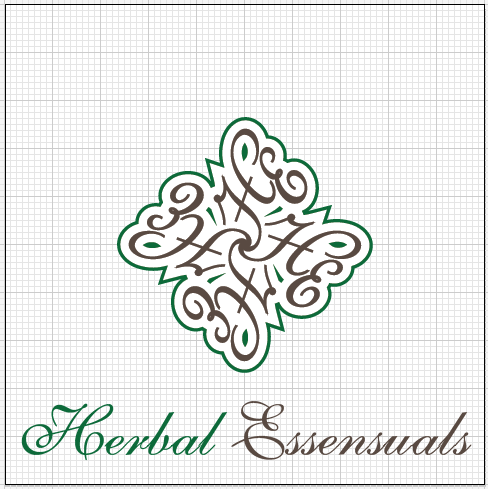 Logo Design by ISaac Law - Entry No. 15 in the Logo Design Contest Captivating Logo Design for Herbal Essensuals.