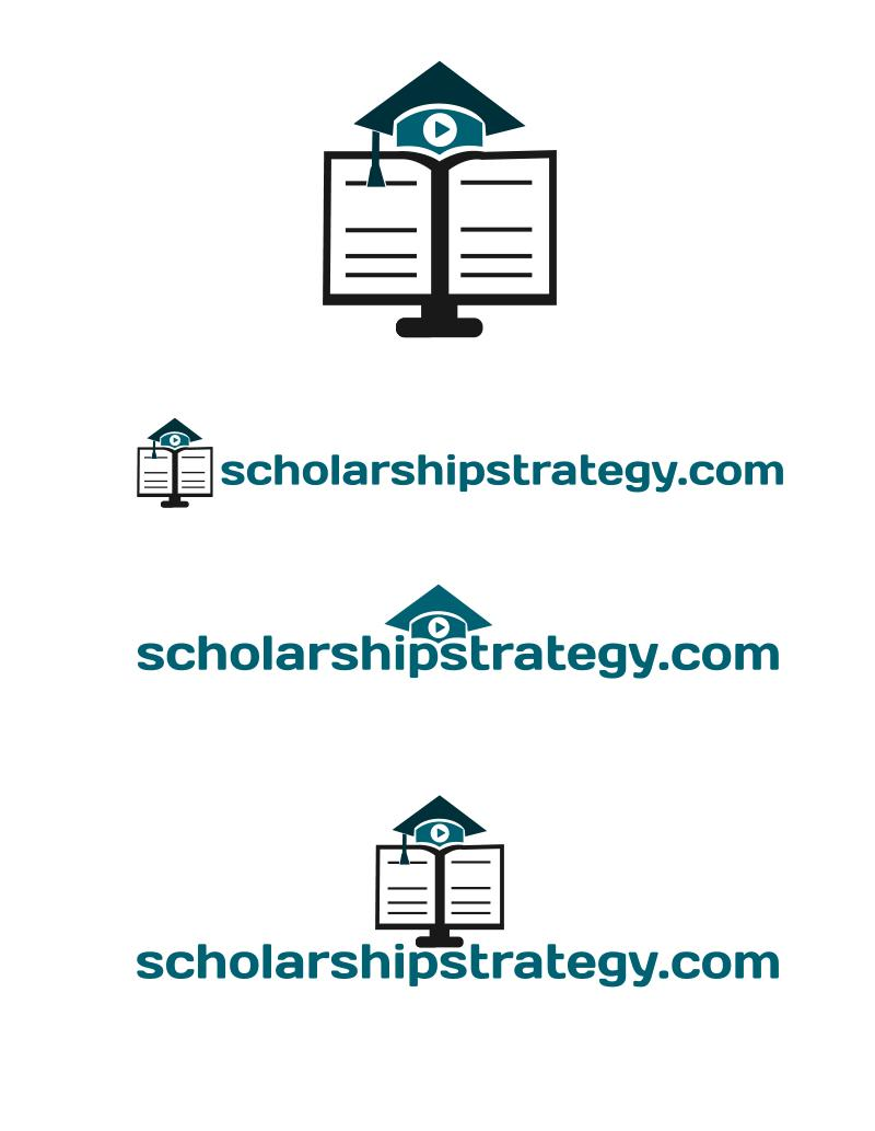 Logo Design by Private User - Entry No. 32 in the Logo Design Contest Captivating Logo Design for Scholarshipstrategy.com.