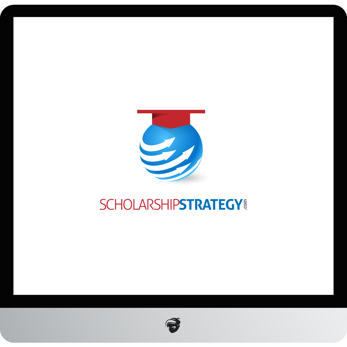 Logo Design by zesthar - Entry No. 34 in the Logo Design Contest Captivating Logo Design for Scholarshipstrategy.com.