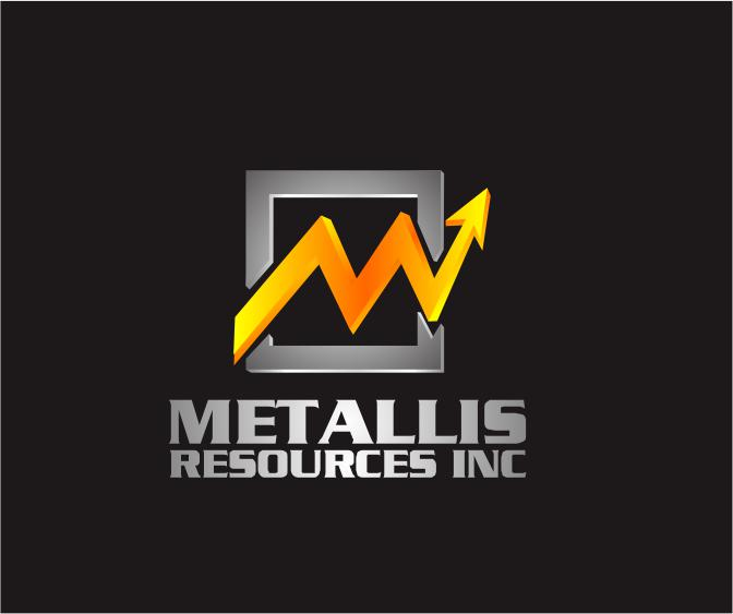 Logo Design by ronny - Entry No. 114 in the Logo Design Contest Metallis Resources Inc Logo Design.