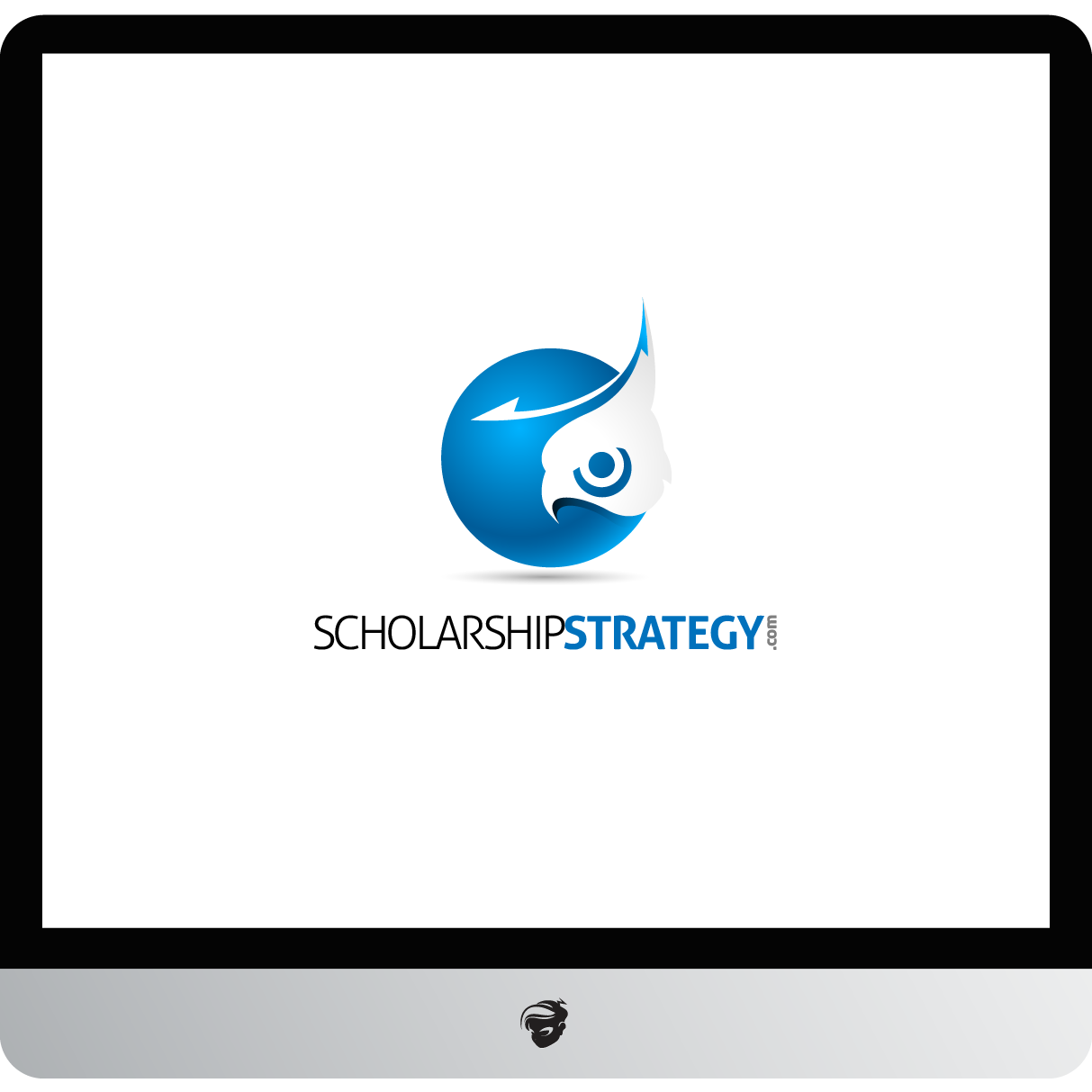 Logo Design by zesthar - Entry No. 35 in the Logo Design Contest Captivating Logo Design for Scholarshipstrategy.com.