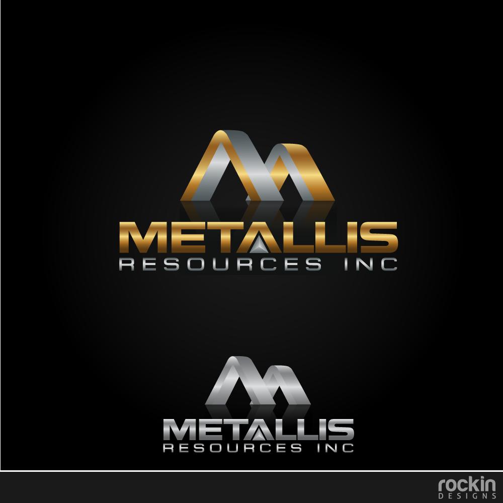 Logo Design by rockin - Entry No. 116 in the Logo Design Contest Metallis Resources Inc Logo Design.