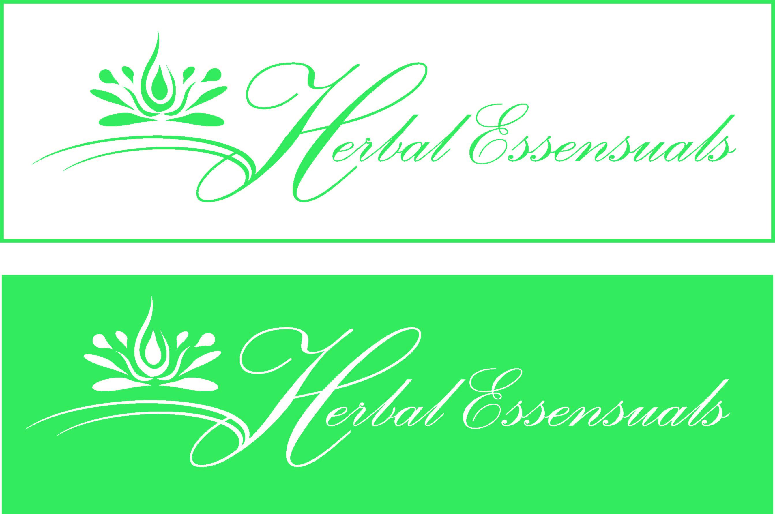 Logo Design by Laren Rabanal - Entry No. 18 in the Logo Design Contest Captivating Logo Design for Herbal Essensuals.